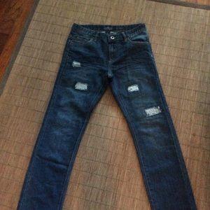 Lucky Brand Billy Straight Boys Jeans NWT